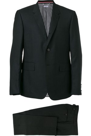 Thom Browne Single-breasted two-piece suit - Grey