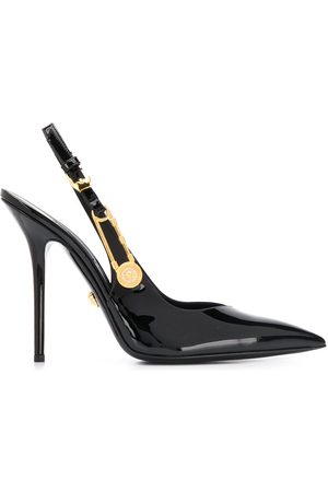 VERSACE Women Heels - Safety Pin pumps