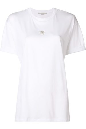 Stella McCartney Embellished star T-shirt