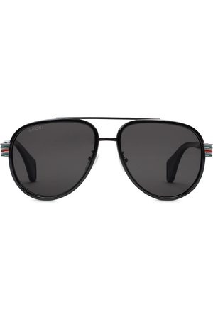 Gucci Men Sunglasses - Aviator sunglasses