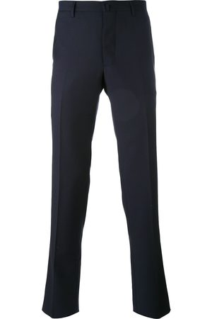 AIEZEN Straight-leg tailored trousers