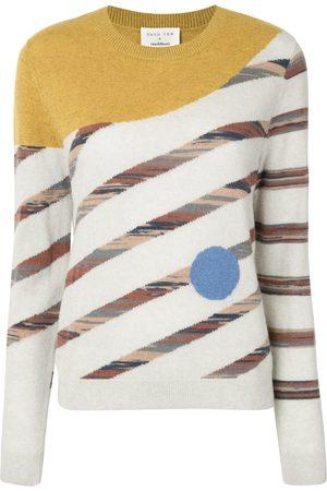 Onefifteen Geometric pattern jumper