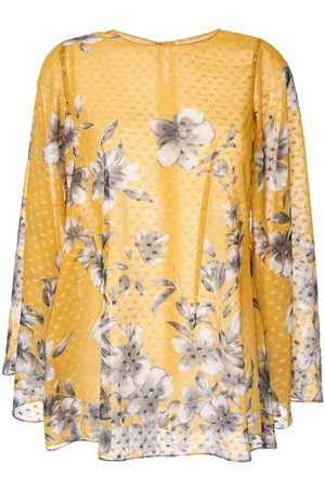 Bambah Women Blouses - Floral Bridget tunic top