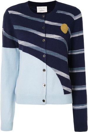 Onefifteen Women Cardigans - Geometric pattern cardigan