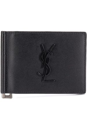 Saint Laurent YSL bill clip wallet