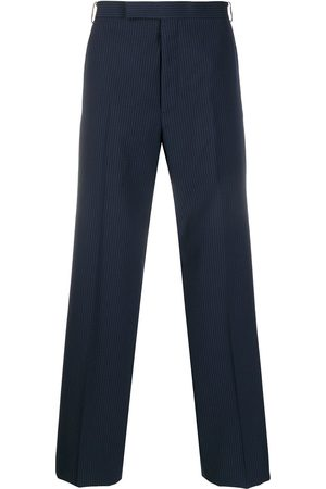 Thom Browne RWB striped tailored trousers