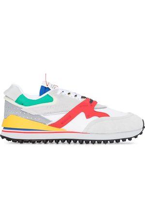 Li Ning Men Sneakers - Moment panelled sneakers - Grey