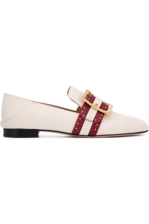 Bally Women Loafers - Janelle buckle loafers