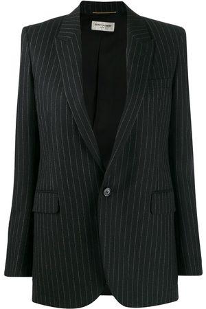Saint Laurent Pinstripe tailored blazer jacket