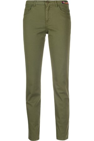 Mr & Mrs Italy Straight leg trousers