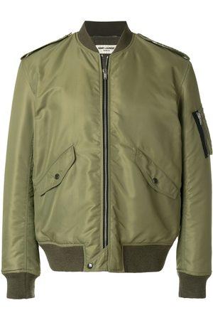 Saint Laurent Men Bomber Jackets - Bomber jacket