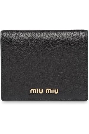 Miu Miu Madras Colour wallet