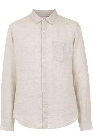 OSKLEN Linen shirt - Neutrals