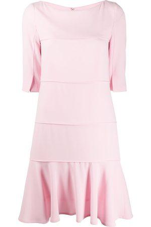 TALBOT RUNHOF Women Dresses - Panelled shift dress