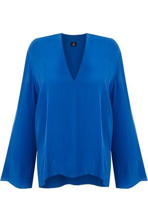 OSKLEN Bell sleeve blouse