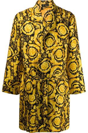 VERSACE Men Sweats - Barocco print dressing gown
