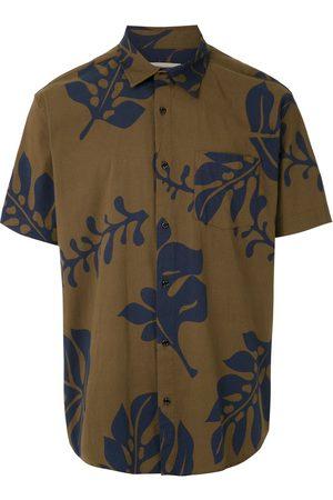 OSKLEN Floral print shirt