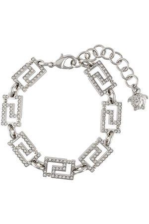 VERSACE Greek Key bracelet