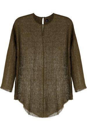 OSKLEN Linen blouse