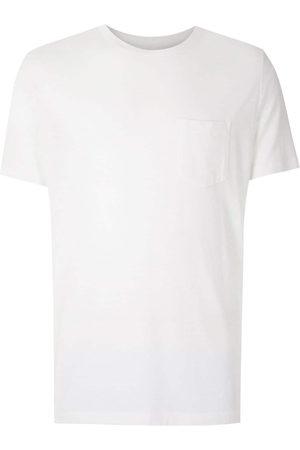 OSKLEN Men T-shirts - Chest pocket crew neck T-shirt