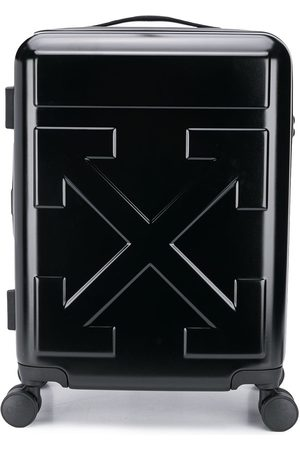 OFF-WHITE Quote wheels suitcase