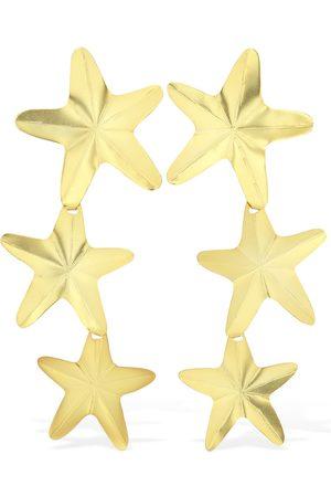 Mercedes Salazar Starfish Clip-on Earrings