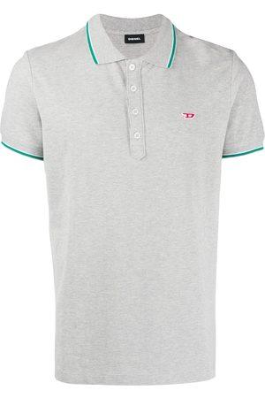 Diesel T-Randy-New polo shirt - Grey