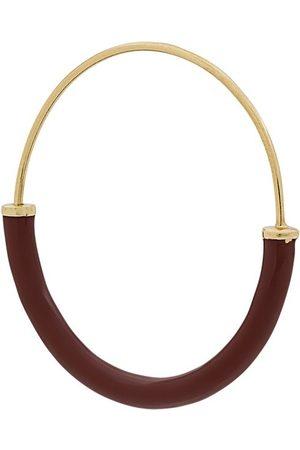 Maria Black Serendipity Medium Color Pop hoop earring
