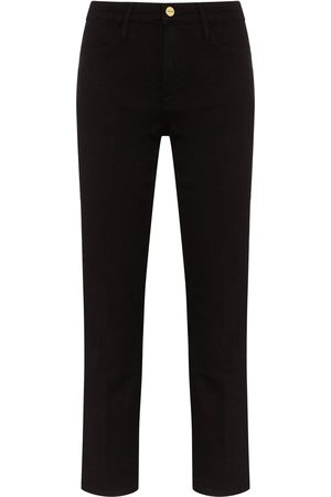 Frame Denim Le High straight leg jeans