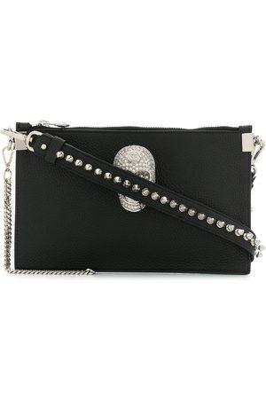 Philipp Plein Women Clutches - Skull charm clutch bag