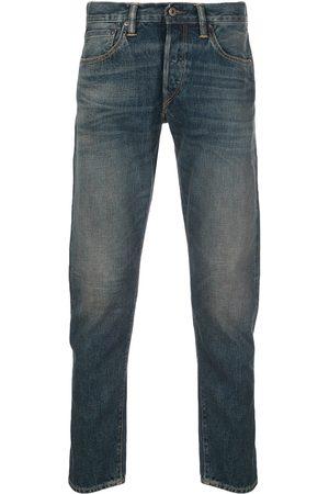 SIMON MILLER Men Tapered - Mid-rise tapered jeans