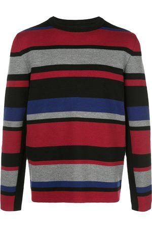 Aztech Men Sweaters - Matterhorn striped jumper - Multicolour