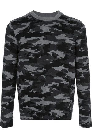 Aztech Camouflage crew neck jumper
