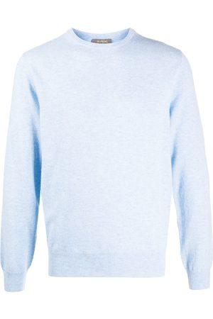 N.PEAL Crew neck cashmere jumper