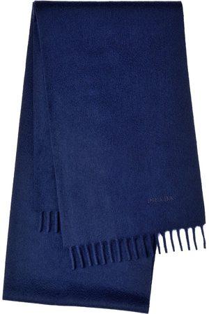 Prada Men Scarves - Cashmere scarf