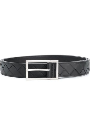Bottega Veneta Men Belts - Intrecciato belt