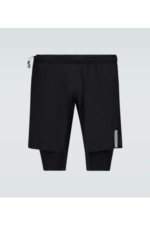 "SATISFY Justice™ Trail Long Distance 10"" shorts"