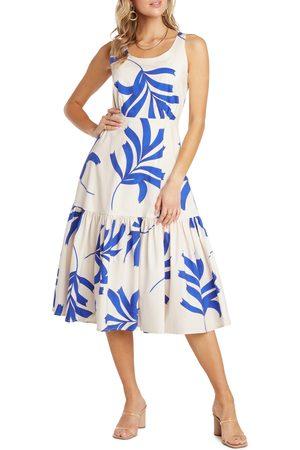 Willow Women's Kate V-Back Midi Sundress