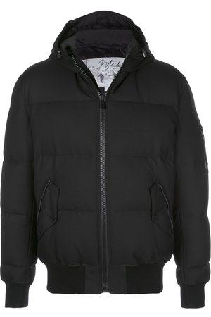 Aztech Mountain Shadow Mountain puffer jacket
