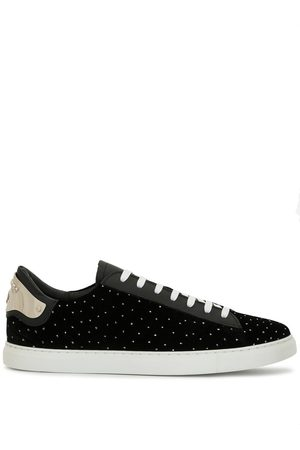 Dsquared2 Logo plaque low-top sneakers