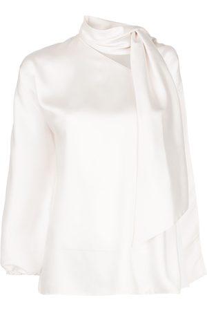 Sachin & Babi Jane asymmetric blouse