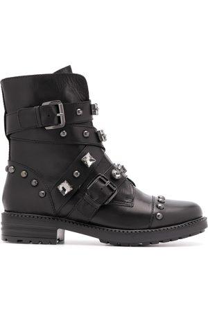 Carvela Sander buckle boots