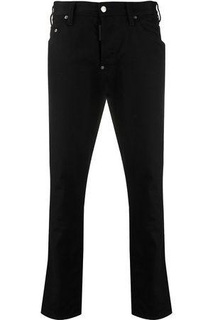 Dsquared2 Men Slim - Mid-rise slim-fit jeans