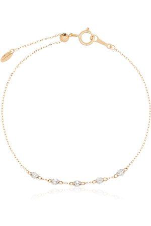 PERSÉE 18kt Danae diamond bracelet