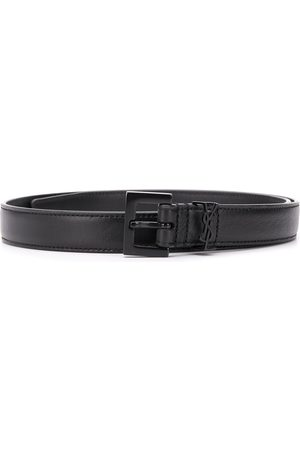 Saint Laurent Monogramme buckle belt
