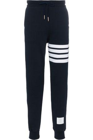 Thom Browne Men Pants - Engineered 4-Bar Jersey Sweatpant