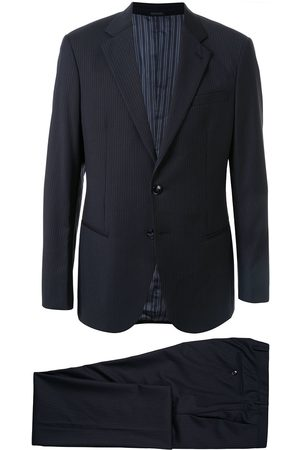 Armani Pinstripe two-piece suit