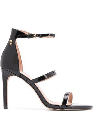 Kurt Geiger Park Lane strap heeled sandals