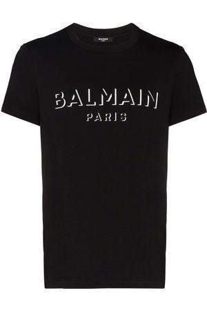 Balmain 3D logo-print T-shirt