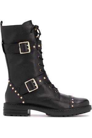 Kurt Geiger Studded biker boots